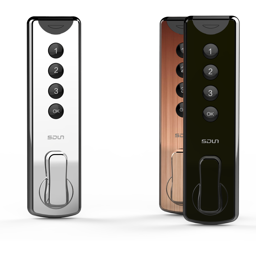 S101-Spirits Series smart coded lock