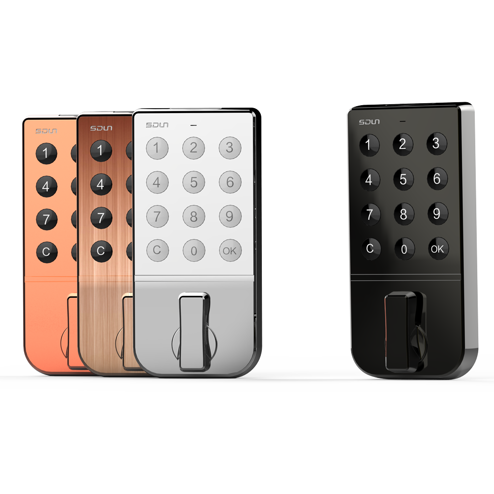 D101-Dream Series smart coded lock